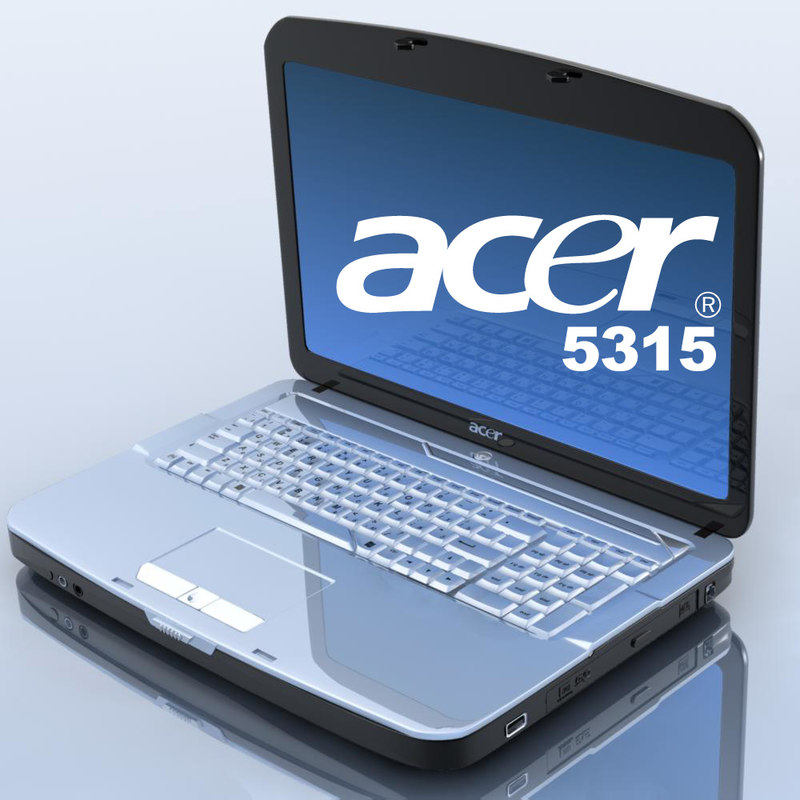 notebook acer 5315 laptop 3ds