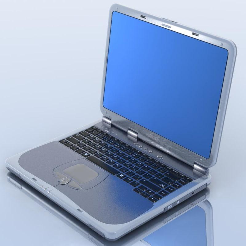 notebook benq laptop 3d max