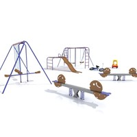 playground swings toys 3ds