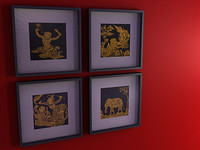 RIBBA PICTURE FRAME & ASIAN ARTS
