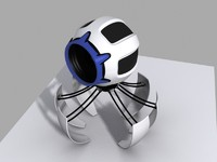 webcam bot 3d max