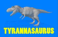 Tyrannasaurus Dinosaur