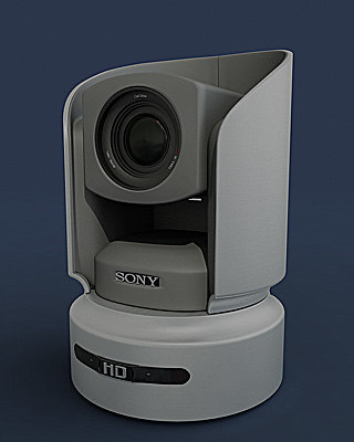 video projector sony brc 3d max