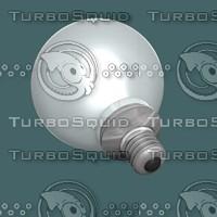 3d bulb big model