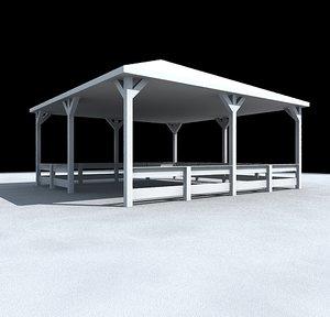 maya pavilion