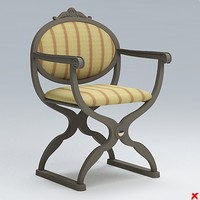 Chair old fashioned030.ZIP