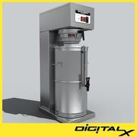 coffee urn 3d model