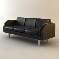 ej20 sofa 3d model