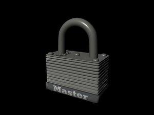 maya master lock