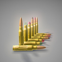 g3 rifle bullet pack