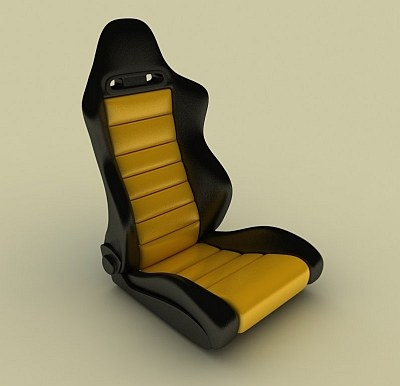 sport seat leather materials max