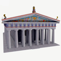 Parthenon Updated