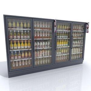3ds wine fridge