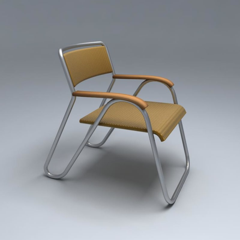 3d model chairs