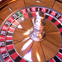 Roulette Table European