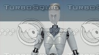 robot character.mb