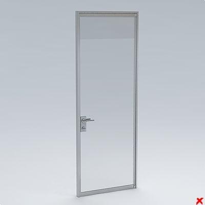 3dsmax door office