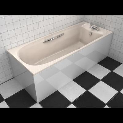 3d model bath taps