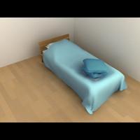 Bed_Single_Blue-MeshHi