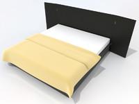 Maxalto Euridic bed