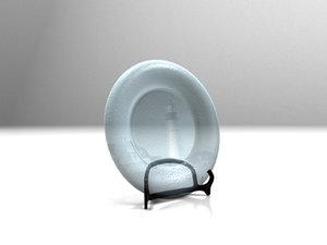 display glass dish max free