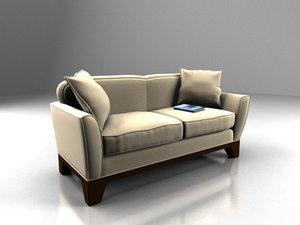 tan sofa max
