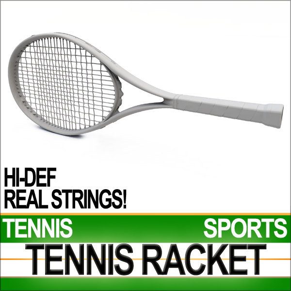 tennis racket sports series 3ds
