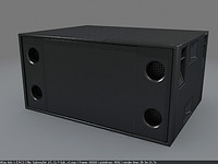 3d subwoofer ks cl-t-sub