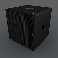 3d subwoofer ks cw-118 1 model