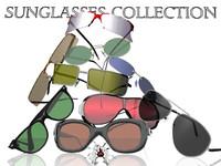 3d sunglasses model