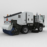 garbage truck 3d max