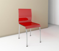 3d ims active-r glass chair
