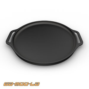 pan tray 3d model
