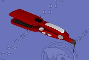 max hair styling iron
