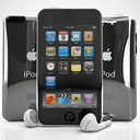 Apple iPod Touch 3G 3D models