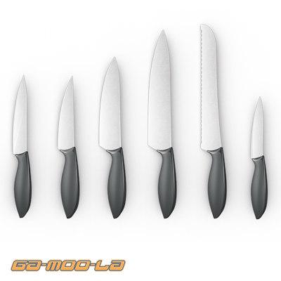 3dsmax knives