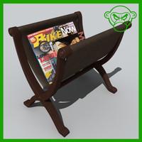 max magazine holder