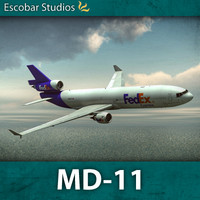 mcdonnell douglas md-11 3d dxf