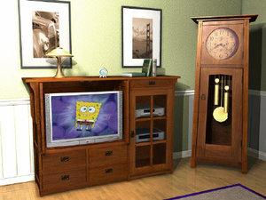 obj living room