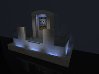 Water Feature/Baptistry