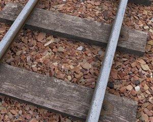 3d model rail ballast seamless
