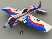 Yak RC model aircraft