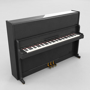 3ds piano keyboard