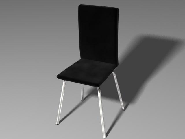3d ikea sixten chair