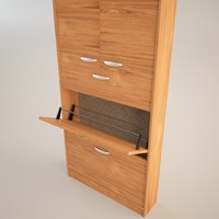 shoe cabinet max free