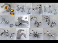 12 Lavatory Faucet Collections
