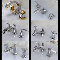 6 Widespread Lavatory Faucet Collections