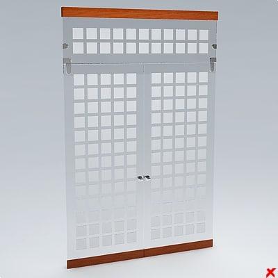 3d door office