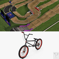 BMX Track and Bike Collection