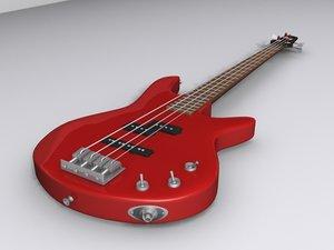 bass 3d max